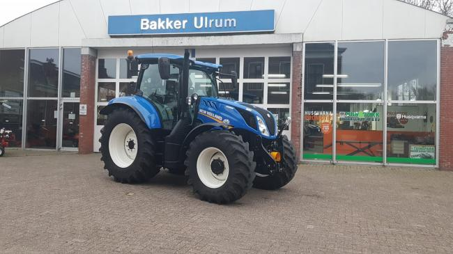 New Holland T6.145 De Boer