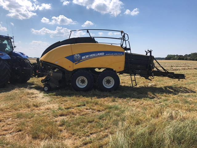 New Holland BB 1290 Vliedorp