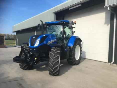 New Holland T7.175 Huizinga